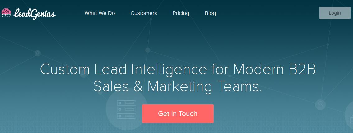 LeadGenius - Sales Automation and Leads Conversion Solution