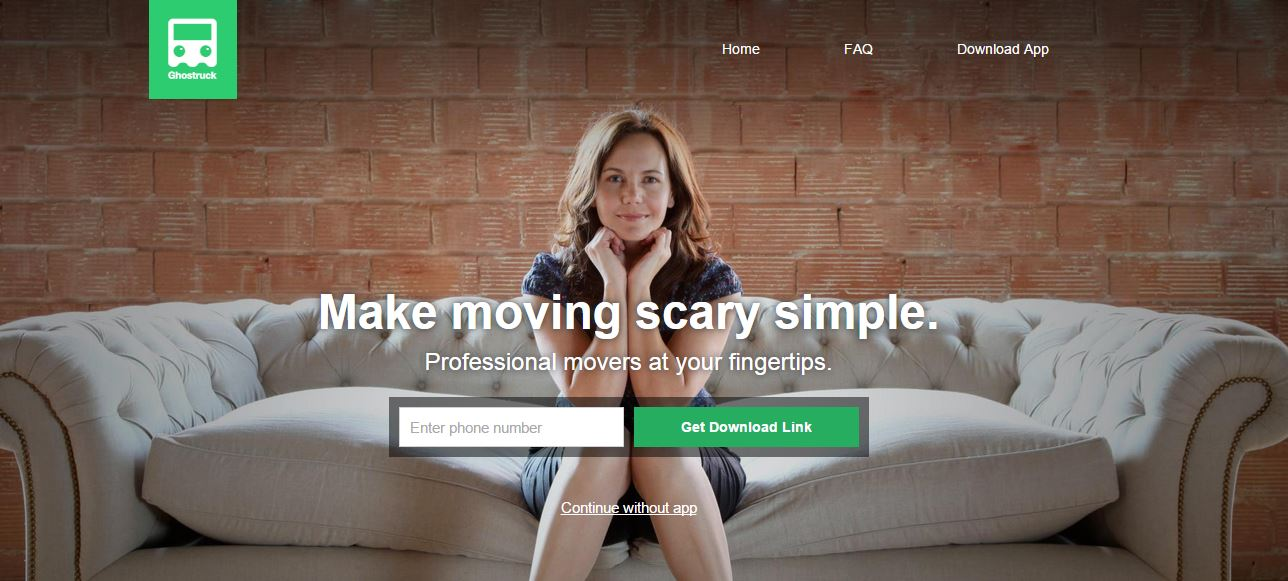 Ghostruck – Moving Heavy and Sized Stuff Make Easy Through Professional Movers