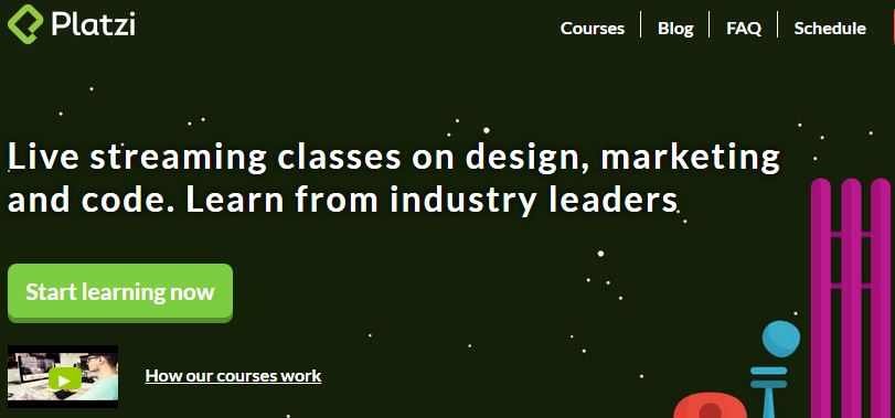 Platzi – Learn Programming, Design And Marketing Courses Online From Market Experts