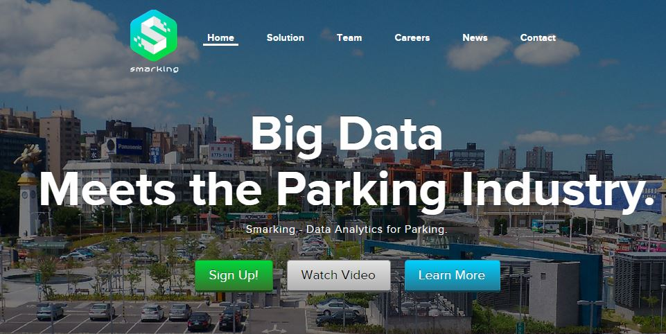 Smarking – Data Analytics for Parking Industry