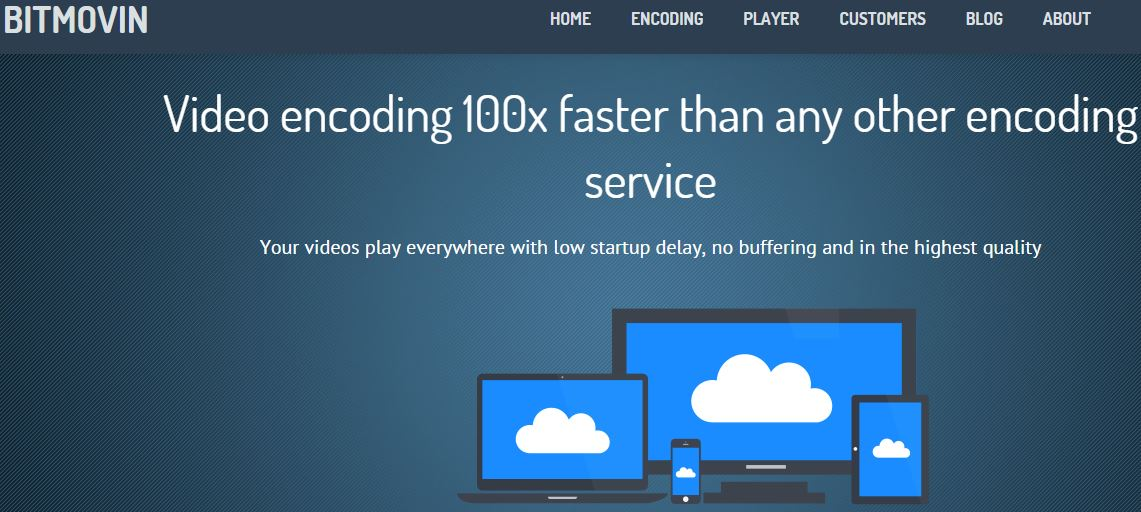 Bitmovin – High Performance Transcoding and Media Streaming Solution Provider